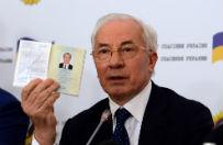W Moskwie powsta� Komitet Ocalenia Ukrainy. Powo�a� go by�y premier Ukrainy Myko�a Azarow