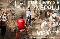 Logujemy si� dla Nepalu. Ruszy�a Wirtualna Polska Akcja Humanitarna