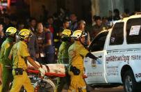 Szef tajlandzkiej armii: wybuch nie przypomina taktyki rebeliant�w na po�udniu