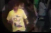Zostawia plecak i wychodzi. Policja publikuje wizerunek zamachowca