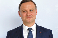 Prezydent Andrzej Duda odsłonił w Warszawie tablicę poświęconą Żołnierzom Wyklętym