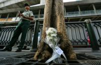 Zamach bombowy w Bangkoku. Wy�sza nagroda za informacje o zamachowcach