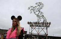 Dismaland - nowe dzie�o Banksy'ego. Oto najbardziej rozczarowuj�cy park rozrywki
