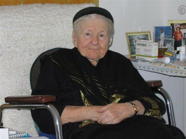 Irena Sendlerowa - zdjęcie z 2005 r.