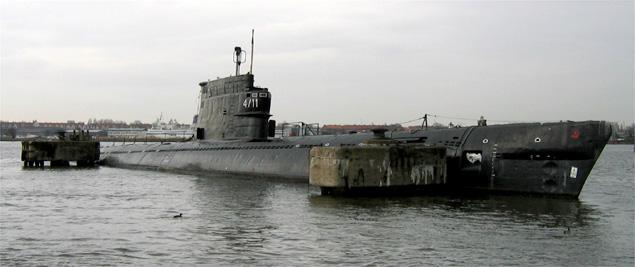 Radziecki okręt podwodny skonstruowany w ramach Projektu 611