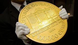 Największa moneta świata odwiedziła Berlin