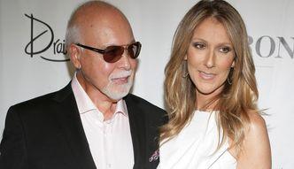 Mąż Celine Dion chce umrzeć w jej ramionach
