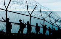 Korea P�d. obni�a najwy�szy alert wzd�u� granicy z Kore� P�n.