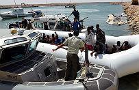 Libia: zaton�a ��d� z uchod�cami, mog�o zgin�� 200 os�b