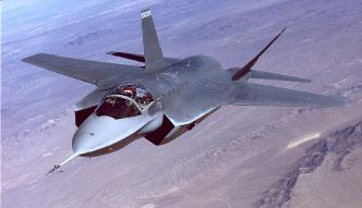 Tajemnice F-35