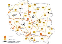Te autostrady i ekspresówki powstaną do 2025 roku