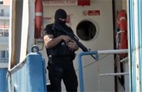 Statek wype�niony broni� zatrzymany u wybrze�y Krety