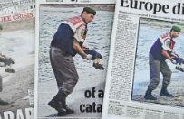 Niemieckie media o zdj�ciu martwego ch�opca z Syrii