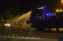 W�gierscy pseudokibice pobili uchod�c�w w pobli�u dworca Keleti