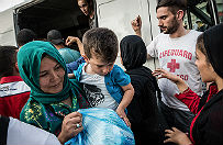 Europejczycy przeciwni przyjmowaniu uchod�c�w - sonda�