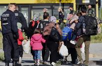 Niemieckie media: nie nale�y ignorowa� obaw obywateli przed uchod�cami