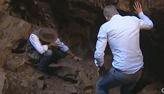 Odkrycie w południowoafrykańskiej jaskini