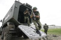 Mi�sk i Moskwa gotowe do wojny