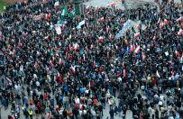 """Manifestacje ws. uchod�c�w w Warszawie. """"To ko� troja"""