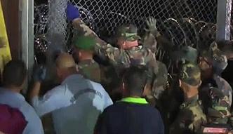 Tak Węgry uszczelniały granicę