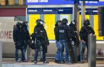 Holandia: ewakuacja poci�gu. Krzycza�: mam bomb�