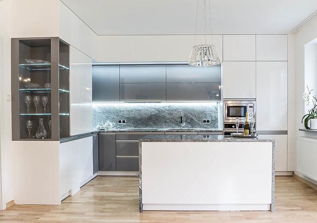 Jak urządzić kuchnię w dobrym stylu?  Strona 3  Dom  WP PL -> Kuchnie Szklane Fronty Opinie
