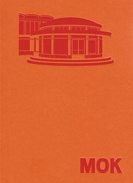 MOK - Ilustrowany atlas architektury północnego Mokotowa