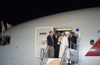 Papie� Franciszek zako�czy� wizyt� do USA