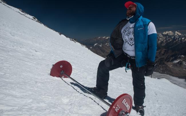 Zdobywcy Mount Everest. Andriej Rodiczew