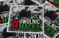 """Maciek Dobrowolski opu�ci areszt. """"Mo�e wyj�� na wolno�� jeszcze dzi�"""""""
