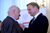 Prezydent Duda zako�czy� wizyt� w USA spotkaniem z Poloni�