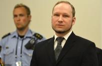 """Anders Breivik wytoczy� Norwegii proces """"za nieludzkie traktowanie"""". Odsiaduje wyrok za masakr� na wyspie Utoja"""