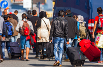 Rekordowa liczba uchod�c�w w Szwecji. Najwi�cej od ponad 20 lat