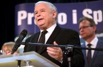 Prezes PiS: pe�ne zwyci�stwo, tylko to nas interesuje