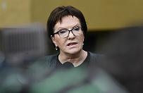 Ewa Kopacz wzywa Jaros�awa Kaczy�skiego do debaty. Beata Szyd�o odpowiada: do�� tej histerii!
