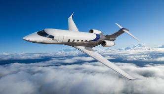 Tak podróżują bogaci - Bombardier Challenger 350