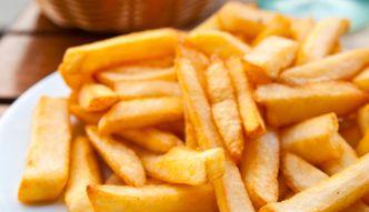 Smażone a pieczone - ile kalorii mają frytki?