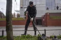 Milicja: wybuch przed konsulatem RP to akt chuliga�ski