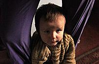 Wojna na Ukrainie oczami dzieci
