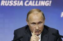 Putin skrytykowa� urz�dnik�w za op�nienia przy budowie kosmodromu Wostocznyj