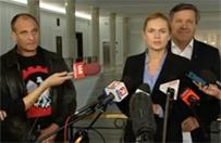 Zjednoczona Lewica, Kukiz'15 i PSL razem przeciw debacie Kopacz-Szyd�o