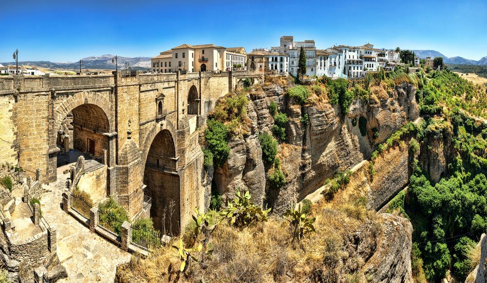 Ronda hiszpania miejscowo ci po o one tu nad - Empresas de reformas en malaga ...