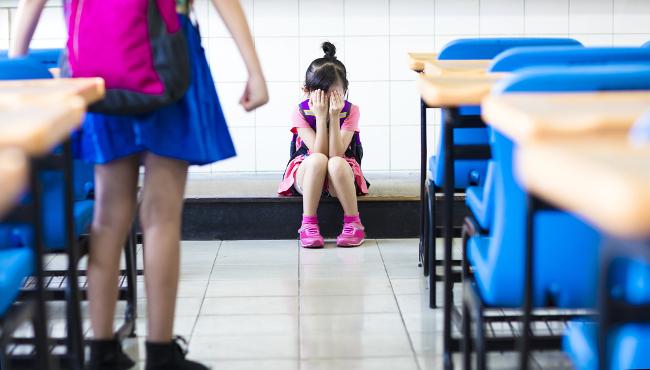 Co dziesiąte dziecko jest dręczone w szkole