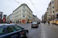 Centrum Oslo bez samochod�w