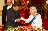 Miliardowe kontrakty zapowiedzi� brytyjsko-chi�skiej z�otej ery. Ale nie wszyscy si� ciesz�