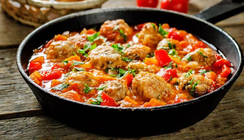 Какое горячее блюдо приготовить на ужин