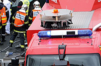 Wypadek autokaru i ci�ar�wki w Puisseguin we Francji. Nie �yj� 42 osoby