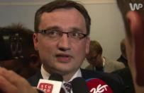 Zbigniew Ziobro zwierzchnikiem dyrektorów sądów. Konkursy - do kosza