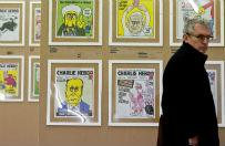 """Kto� grozi �mierci� dziennikarzom """"Charlie Hebdo"""""""