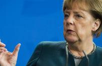 Angela Merkel rozmawiała telefonicznie z Władimirem Putinem. Apelują o pokój Ukrainie